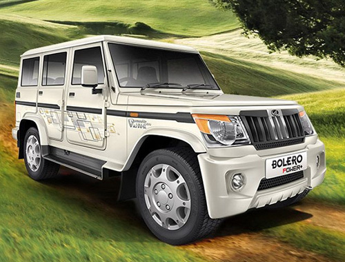 Mahindra Bolero Power Plus Exteriors