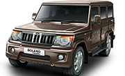 Mahindra Bolero Power Plus Lake Side Brown