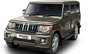 Mahindra Bolero Power Plus Rocky Beige