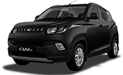 Mahindra KUV 100 Midnight Black