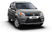 Maruti Alto Granite Grey