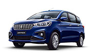 Maruti Ertiga Pearl Metallic Oxford Blue