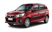 Maruti Alto K10 Fire Brick Red