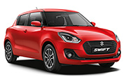 Maruti Swift 2018 Solid Red