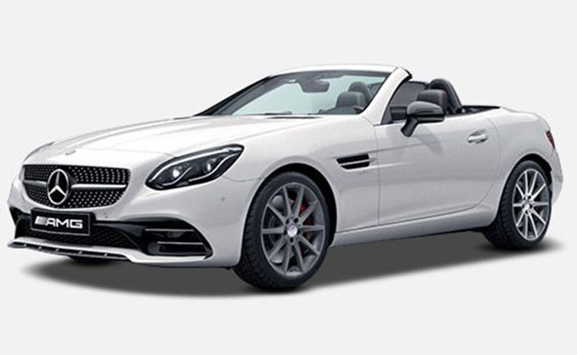 Mercedes Benz Amg Slc In India Features Reviews
