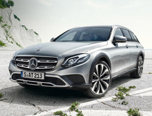 Mercedes-Benz E-Class All-Terrain Exterior