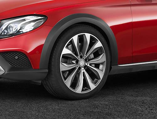 Mercedes-Benz E-Class All-Terrain Safety