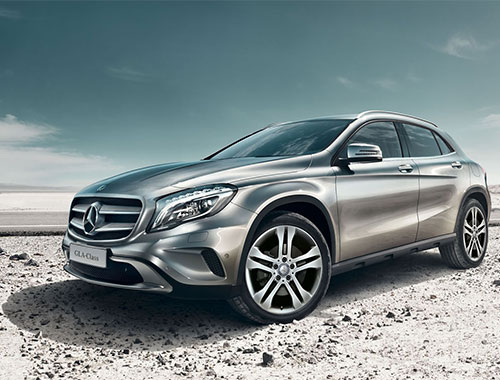 Gla class in india features reviews specifications for Mercedes benz gla india