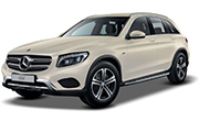Mercedes Benz GLC Designo Diamond White Bright