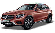 Mercedes Benz GLC Tenorite Grey