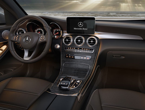 Mercedes Benz GLC Interior