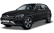 Mercedes Benz GLC Obsidian Black