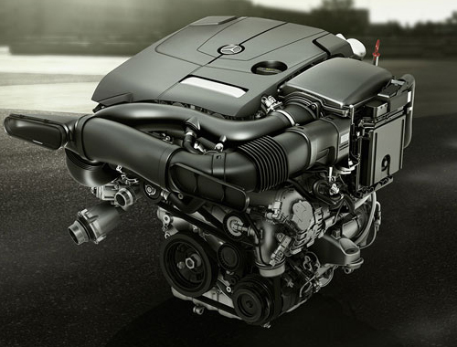 Mercedes Benz GLC Engine