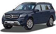 Mercedes Benz GLS Cavansite Blue