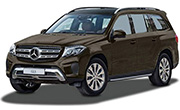 Mercedes Benz GLS Citrine Brown