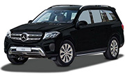 Mercedes Benz GLS Obsidian Black