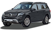 Mercedes Benz GLS Tenorite Grey