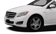 Mercedes Benz R Class Diamond White