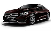 Mercedes Benz S Class S63 Amg Variant Ruby Black