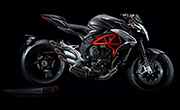 MV Agusta Brutale 800 Matt Metallic Black