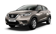 Nissan kick Bronze Grey