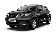 Nissan kick Night Shade