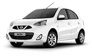 Nissan Micra Storm White