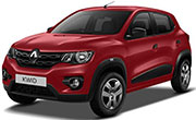 Renault Kwid Fiery Red