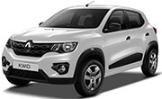 Renault Kwid Ice Cool White