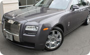 Rolls Royce Ghost Anthracite