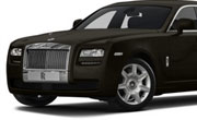 Rolls Royce Ghost Autumn Mystery Black