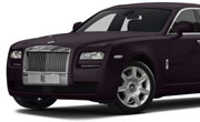 Rolls Royce Ghost Black Kirsch