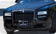 Rolls Royce Ghost Black
