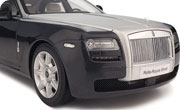 Rolls Royce Ghost Darkest Tungsten