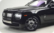 Rolls Royce Ghost Diamond Black