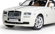 Rolls Royce Ghost English White