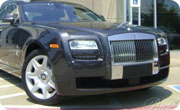 Rolls Royce Ghost Gun Metal