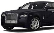 Rolls Royce Ghost Infinity Black
