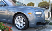 Rolls Royce Ghost Lunar Blue