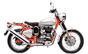 Royal Enfield Bullet Trails 350 Replica Red