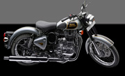 Royal Enfield Classic 500 Silver