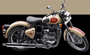 Royal Enfield Classic 350 TAN