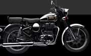 Royal Enfield Classic Chrome Black