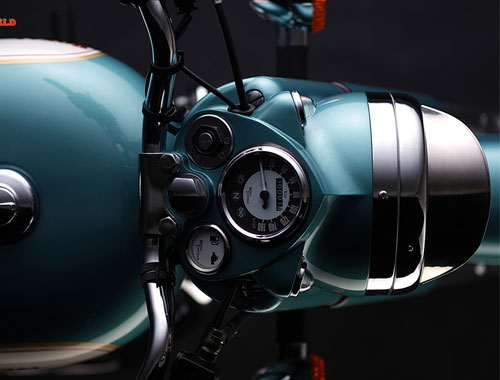 Royal Enfield  Classic Technology