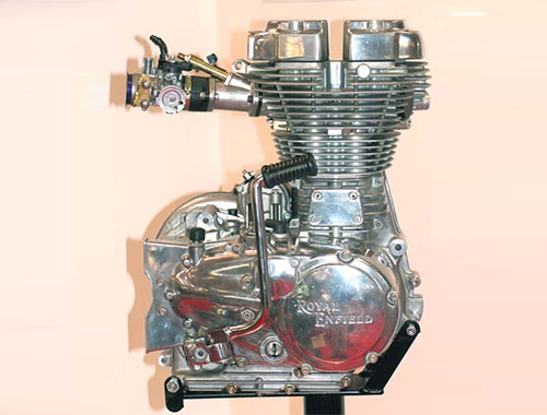 Royal Enfield  Classic 350 Engine