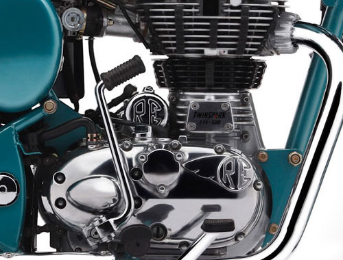 Royal Enfield  Classic Engine