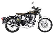 Royal Enfield Classic Chrome Graphite