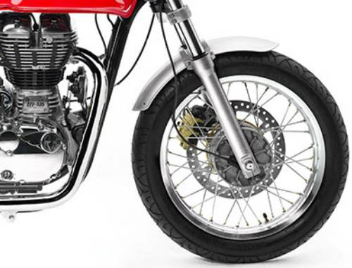 Royal Enfield Continental GT Safety