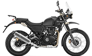 Royal Enfield Himalayan Granite Black