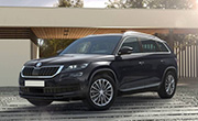 Skoda Kodiaq Magic Black